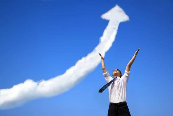 croissance business succès productivité