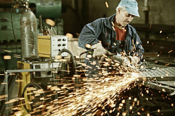 ouvrier base ou socle de l'entreprise Alain Goetzmann